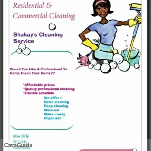 Housekeeper Provider Shay Shay's Profile Picture