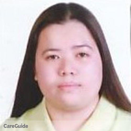 Canadian Nanny Provider Lourdes Almazan's Profile Picture