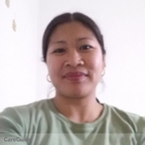 Canadian Nanny Provider Marishan Marites Andres's Profile Picture