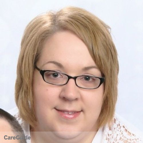 Child Care Provider Tabitha Gentry's Profile Picture