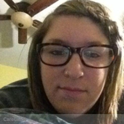 Canadian Nanny Provider Rebecca Blight's Profile Picture