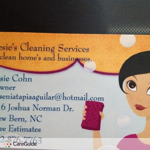 Housekeeper Provider Jessie Cohn's Profile Picture