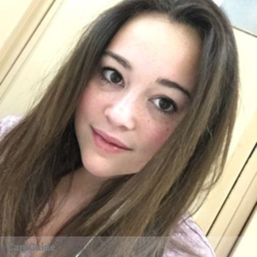 Canadian Nanny Provider Emma Rankin's Profile Picture