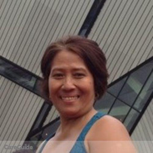 Canadian Nanny Provider Julieta Gulapa's Profile Picture