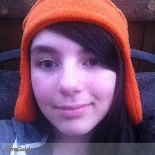 Canadian Nanny Provider Domanie Linardis's Profile Picture
