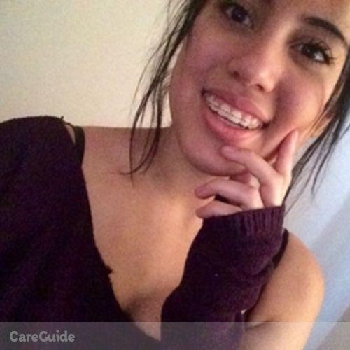 Canadian Nanny Provider Ciriangel Mavarez's Profile Picture