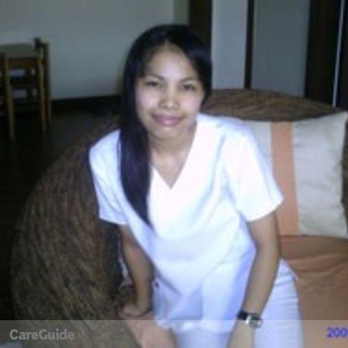 Canadian Nanny Provider Gresilda C's Profile Picture