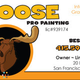 Painter in San Francisco