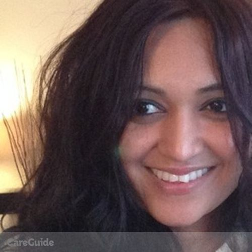 Child Care Provider Nadira Echeverri's Profile Picture