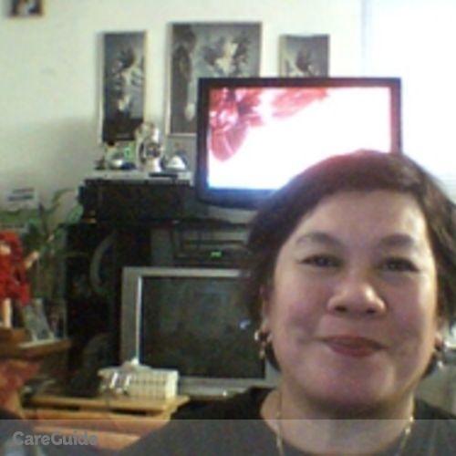 Canadian Nanny Provider Elenita Landicho's Profile Picture