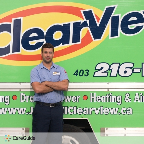Plumber Provider Clearview Plumbing & Heating's Profile Picture