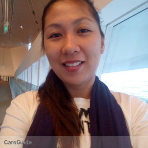 Canadian Nanny Provider Raquel Revita's Profile Picture