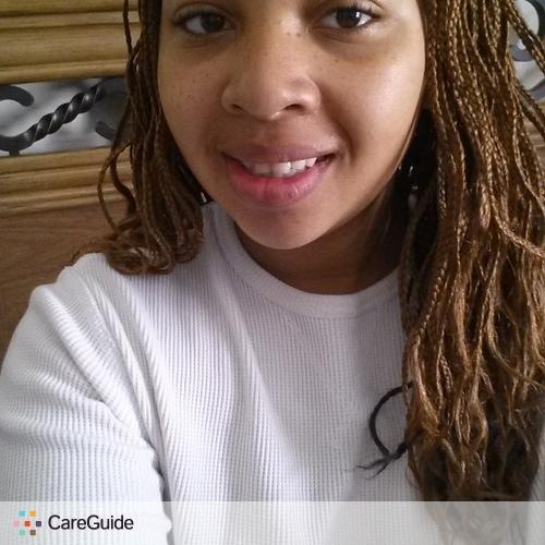Child Care Provider Taja W's Profile Picture
