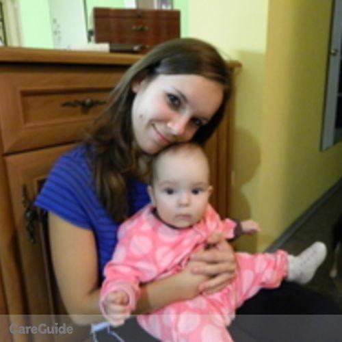 Canadian Nanny Provider Ekaterina Ivanova's Profile Picture