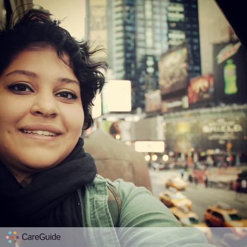 Pet Care Provider Abigail Rivera's Profile Picture