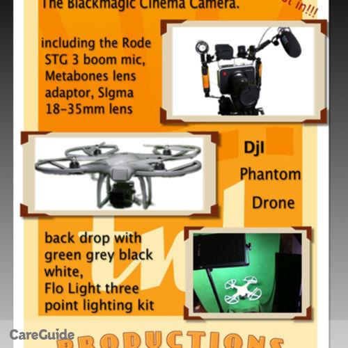 Videographer Provider Theodore S's Profile Picture