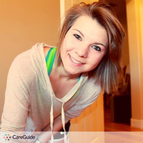 Pet Care Provider Alyssa Grone's Profile Picture