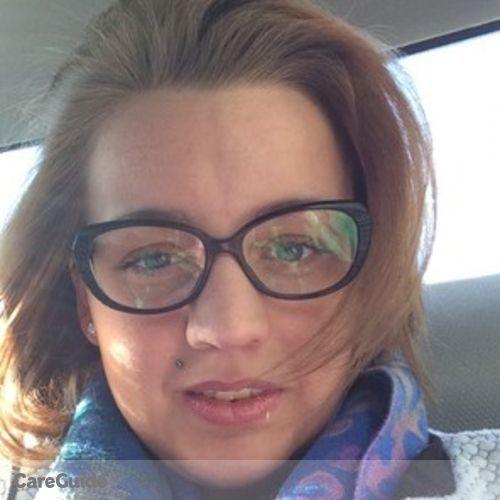 Canadian Nanny Provider Megan Snow's Profile Picture