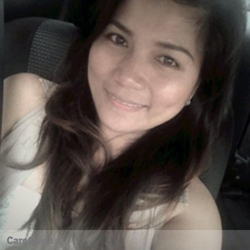Canadian Nanny Provider Maricel Penaso's Profile Picture