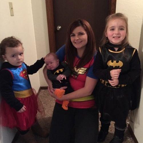 Child Care Job Corrina Schroeder's Profile Picture