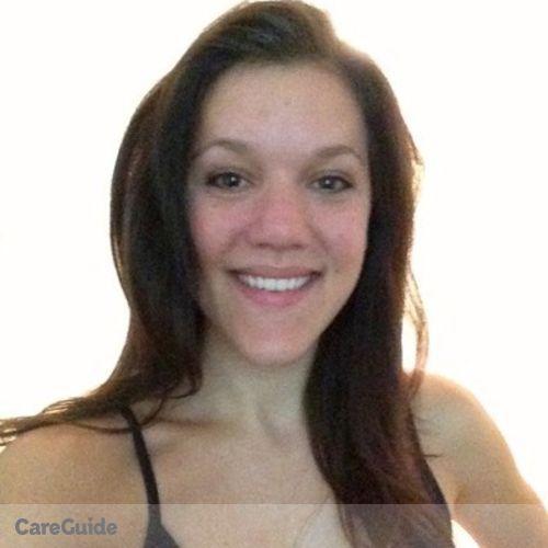 Canadian Nanny Provider Gabrielle Lajoie's Profile Picture