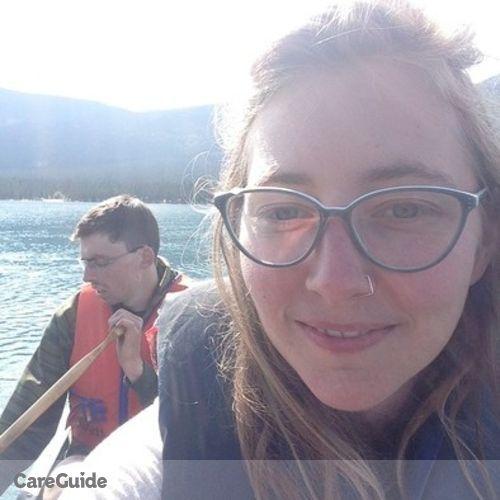 Canadian Nanny Provider Tessa Higney's Profile Picture