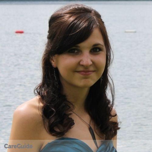 Canadian Nanny Provider Felicia O's Profile Picture