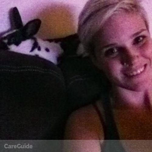 Canadian Nanny Provider Erika McDonald's Profile Picture