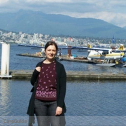Canadian Nanny Provider Maria Manuela B's Profile Picture