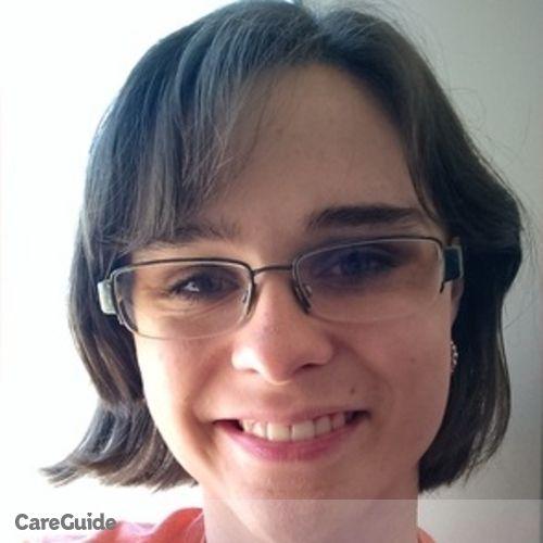 Pet Care Provider Rachel Krueger's Profile Picture