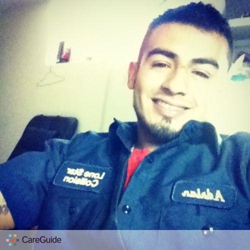 Painter Provider Adrian Vega's Profile Picture