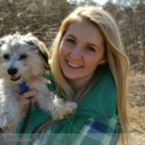 Canadian Nanny Provider Mikayla Bonany's Profile Picture