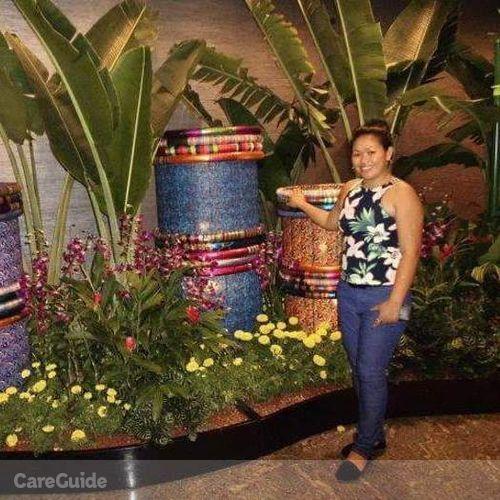Canadian Nanny Provider Rolyn Ofqueria's Profile Picture