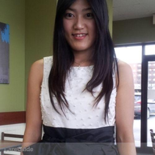 Canadian Nanny Provider Mari Maeda's Profile Picture
