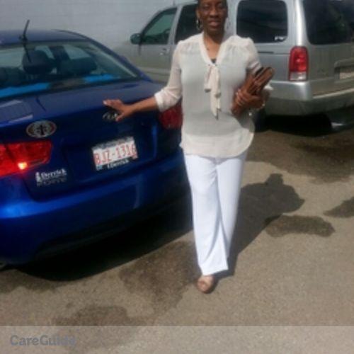Canadian Nanny Provider Andrea Samuels Shaw's Profile Picture