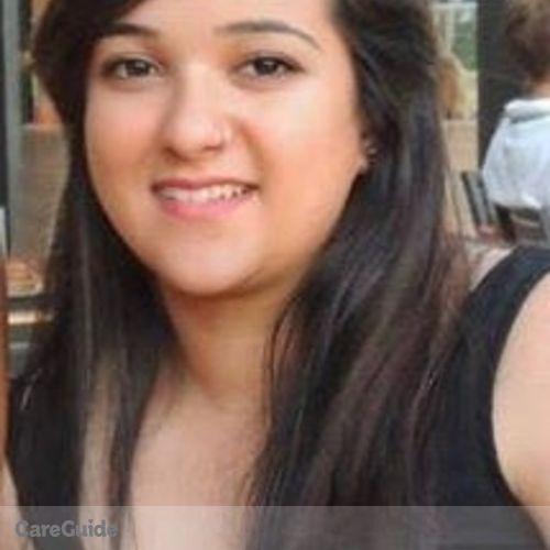 Canadian Nanny Provider Avita Bains's Profile Picture