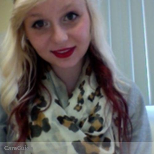 Canadian Nanny Provider Alissa B's Profile Picture