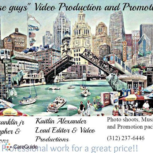 Videographer Provider Mark Franklin Jr's Profile Picture