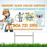 House Cleaning Company, House Sitter in Lumsden