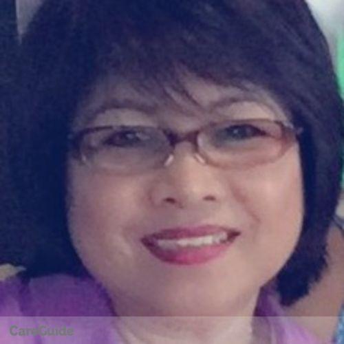 Canadian Nanny Provider Rosanna Pangilinan's Profile Picture
