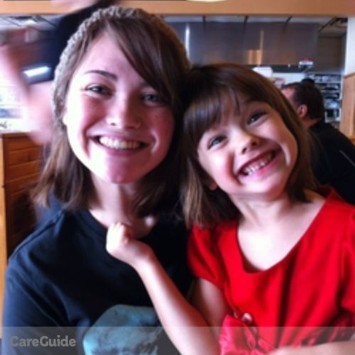 Canadian Nanny Provider Katie Morrison's Profile Picture