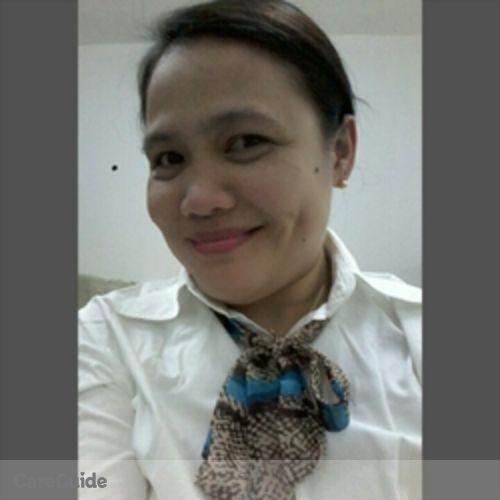 Canadian Nanny Provider Elinor Atuel's Profile Picture