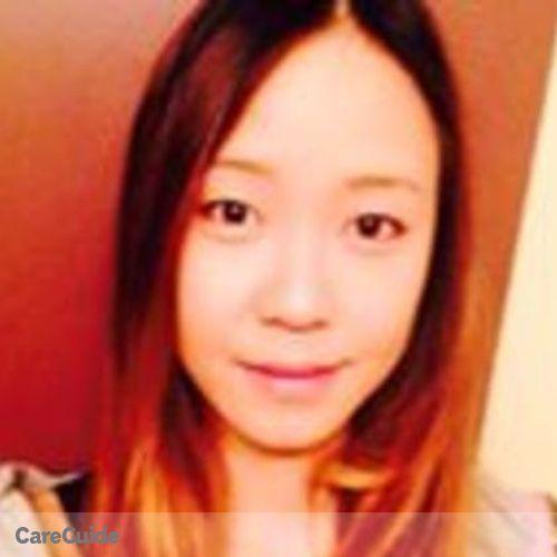 Canadian Nanny Provider Gael Chin's Profile Picture