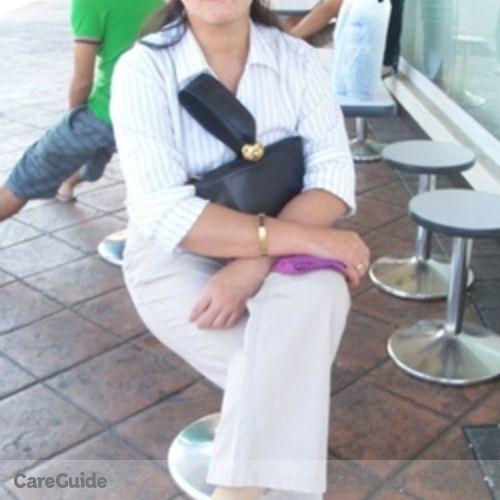 Canadian Nanny Provider Methucila Quiambao's Profile Picture