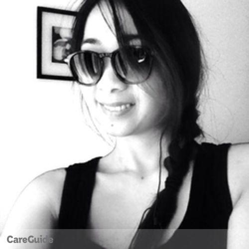 Canadian Nanny Provider Lucita Montales's Profile Picture
