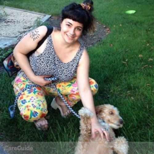 Pet Care Provider Isabel Stein's Profile Picture
