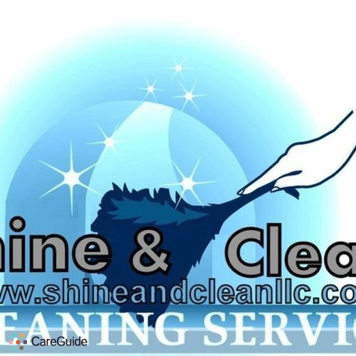 Housekeeper Provider Shine and clean LLC Cleaning company's Profile Picture