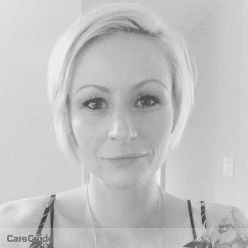Canadian Nanny Provider Darcie Rioux's Profile Picture
