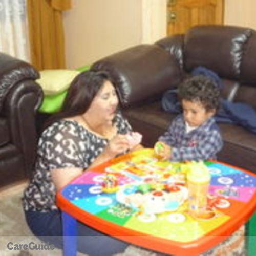 Canadian Nanny Provider Maria Alvarez's Profile Picture