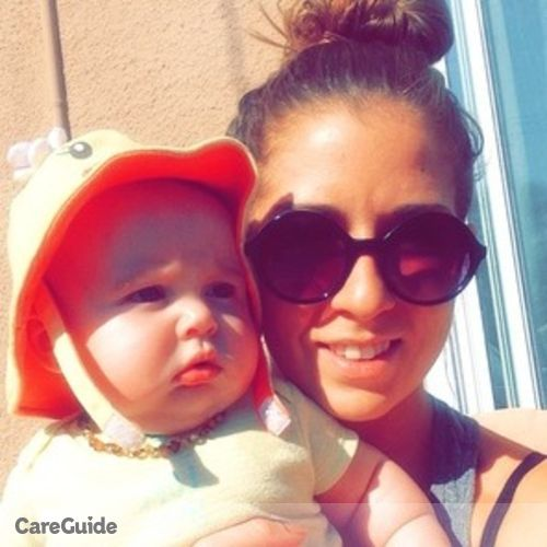 Canadian Nanny Provider Erica Yaeger's Profile Picture